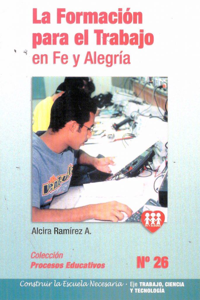 La formación para el trabajo en Fe y Alegría